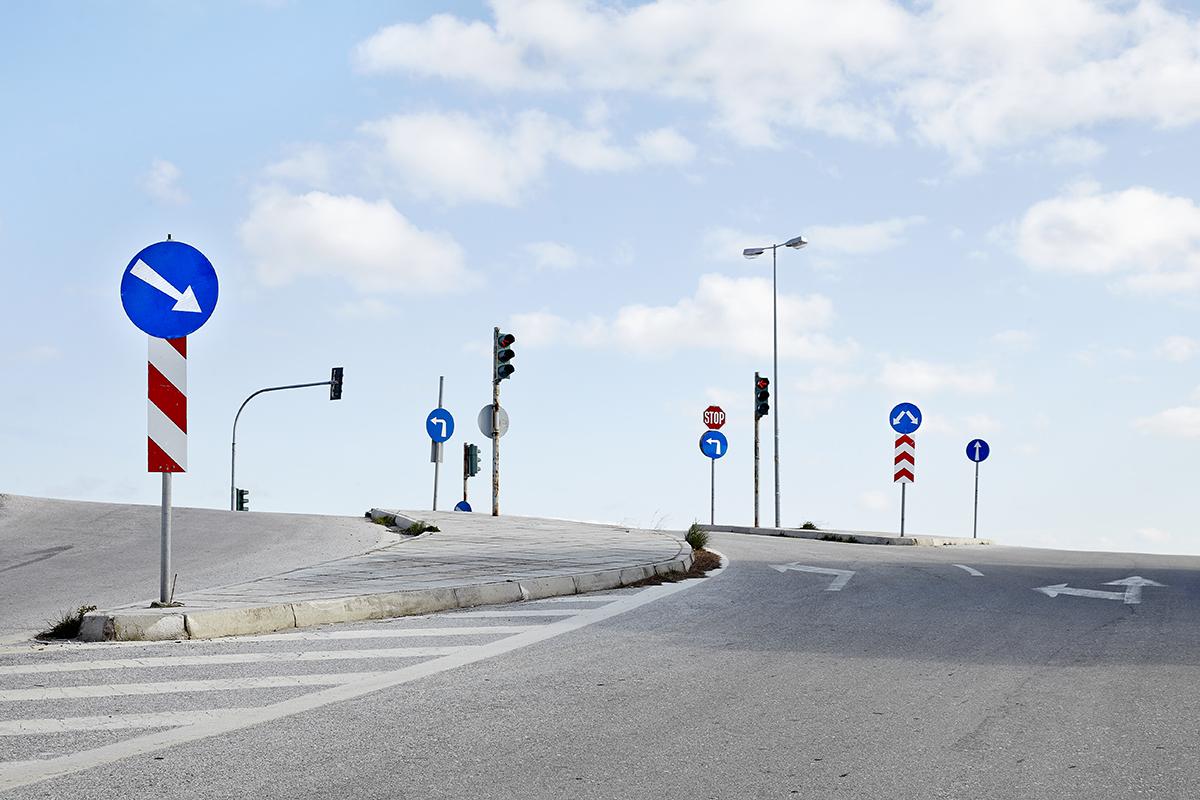 nameless street